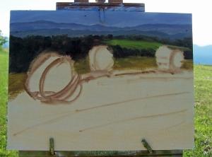 Twin Mtn Hay Bales 4