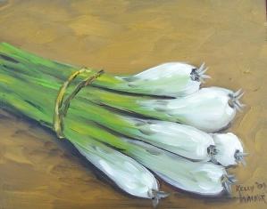 Green Onions II