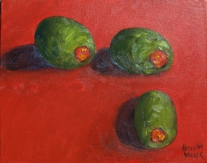 Trio of Olives II