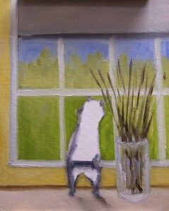 Cat in Window Lesson 2