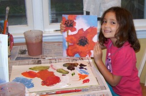Isabella's Poppies