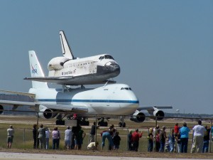 Space Shuttle 1