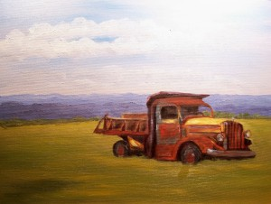 Old Truck 7