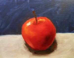 Red Apple I