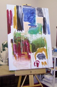 Large Abstract 4