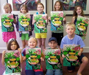 Art Camp Masters!