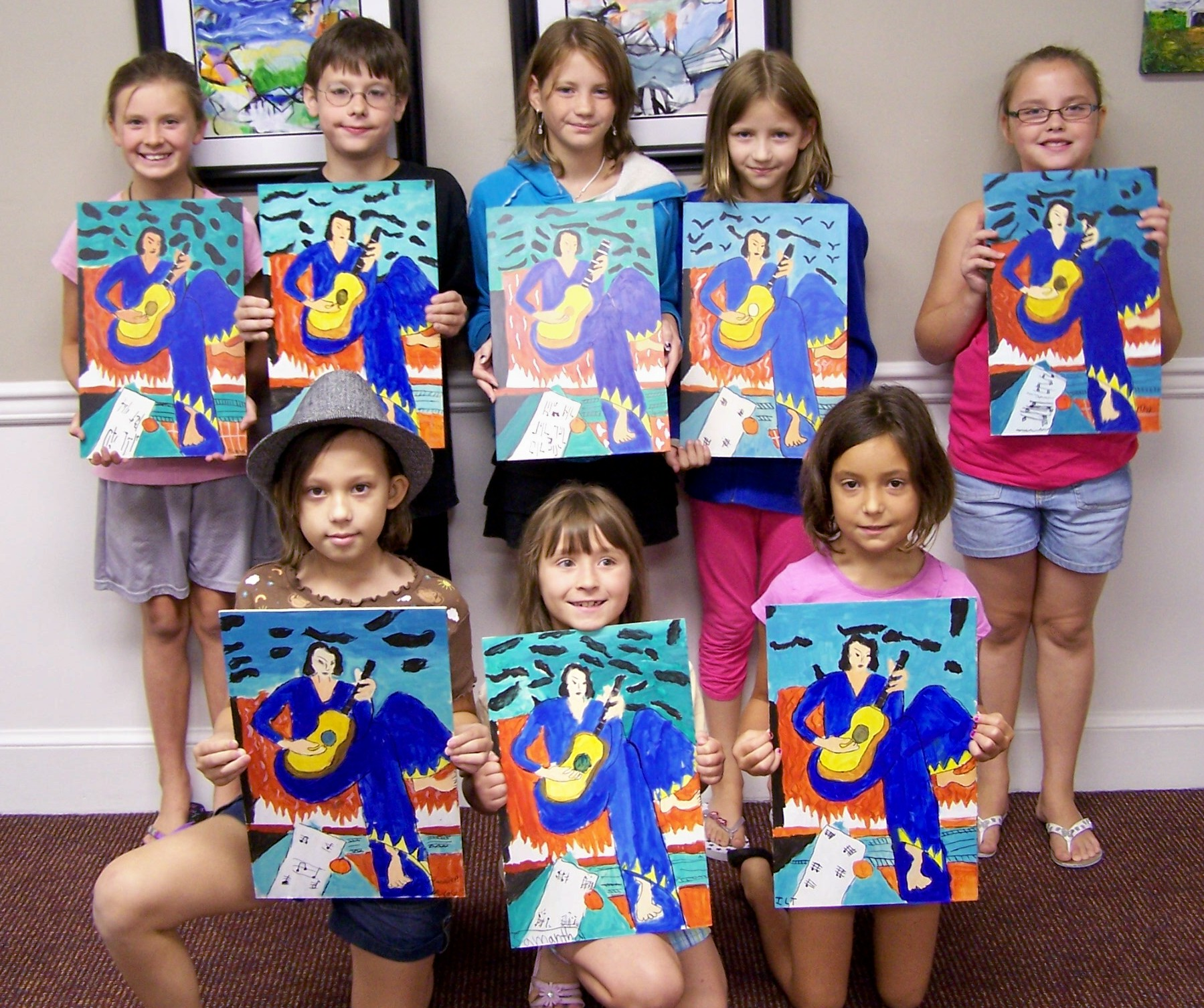 Exploring The Great Artists - 30+ Art Projects for Kids ...