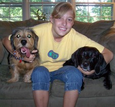 Morgan with Jed and Lincoln 2