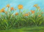 Day Lilies – My Impression2