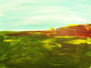 Abstract Landscape Demo for Workshop