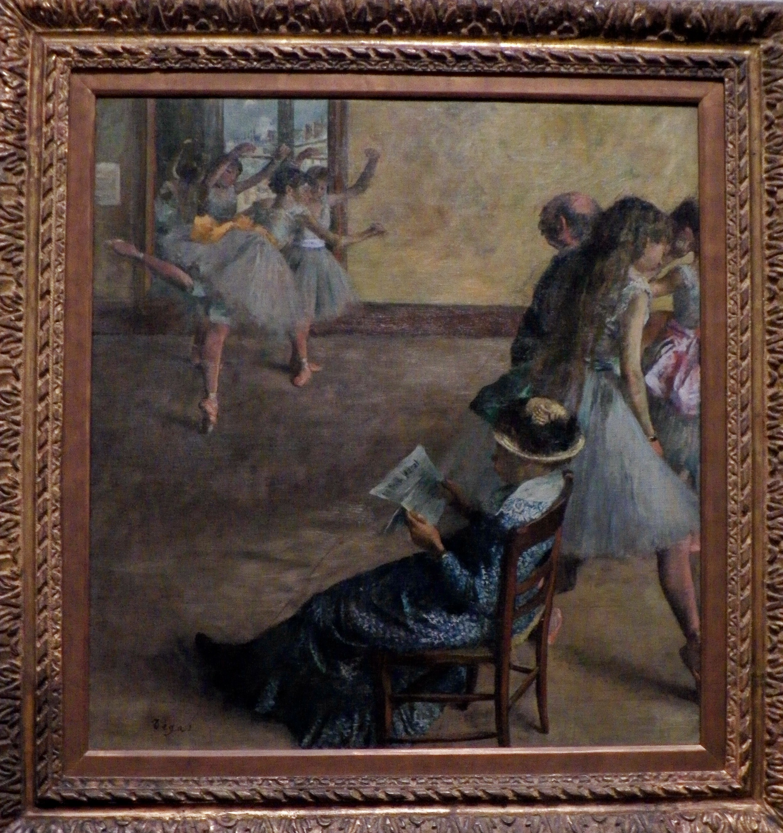 degas the dance class essay Edgar degas essay plan the dancing class the dancing class is on of degas' most famous paintings which was exhibited in the degas often reuses dance.