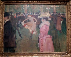 Toulouse-Lautrec at PMA