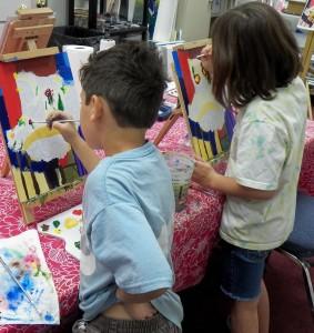 Art Camp Week 5 Matisse 2