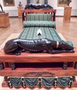 """Dog Bed"" - Boston Museum of Fine Art"