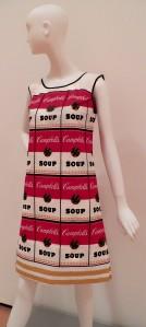 The Souper Dress - Boston Museum of Fine Art