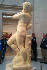 David-Apollo side view