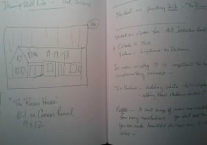 Sketch Book Notes