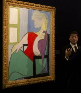 Picasso Painting Sells for $45 million