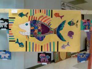Art Festival Fish