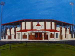Bing Crosby Stadium Front Royal, Virginia