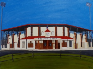 Bing Crosby Stadium Front Royal, Virginia