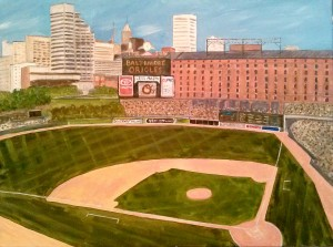 Camden Yards 95 percent