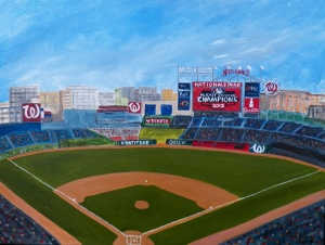 National Park - SOLD Washington Nationals