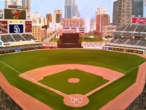 Petco Park San Diego Padres