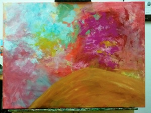 Adding a Table to an old Abstract