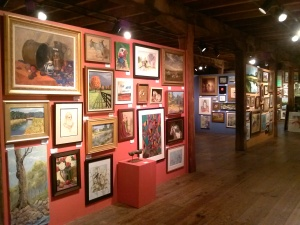 Art at the Mill - Spring 2013
