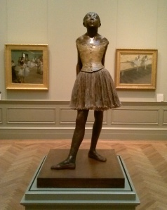 Little Dancer by Degas