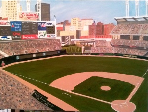 Progressive Field - SOLD Cleveland Indians