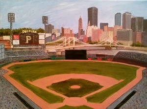 PNC Park - SOLD Pittsburgh Pirates