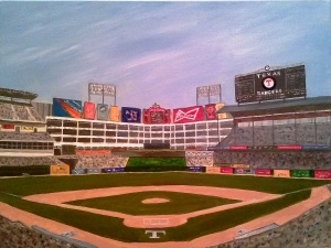 Texas Rangers Rangers Ballpark