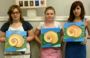 Art Camp Session 2 Day 1 - 2
