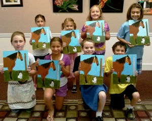 Art Camp Session 3 Day 2