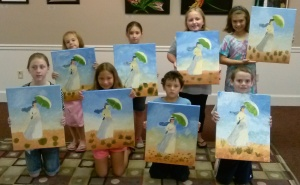 Art Camp Session 3 Day 4 2