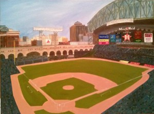 Minute Maid Park Houston Astros