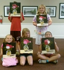 Art Camp July 22 Manet