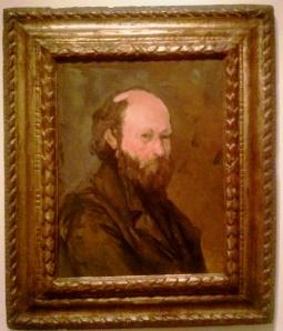 Paul Cezanne Self  Portrait 1878-80