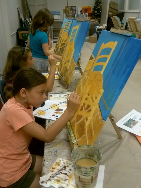 2019 Summer Art Camp