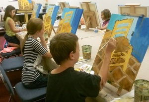 Weekly Art Classes
