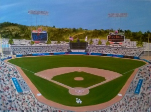 Dodgers Stadium Los Angeles Dodgers