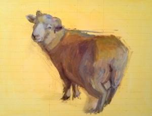 Nancy's Demo Sheep