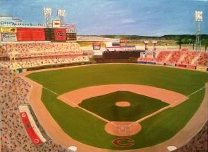 Great American Ball Park Cincinnati Reds