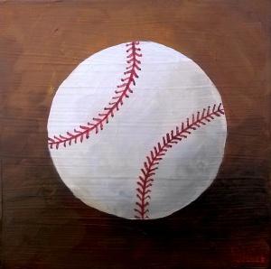 Baseball on Clay