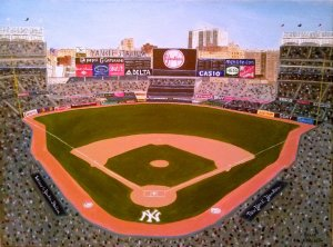 Yankee Stadium New York Yankees