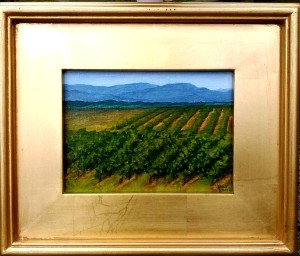 Mountain Vineyard II