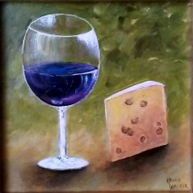 Wine and Cheese 1