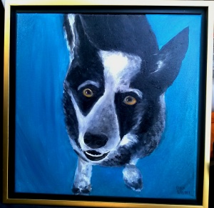 Maggie's Painting